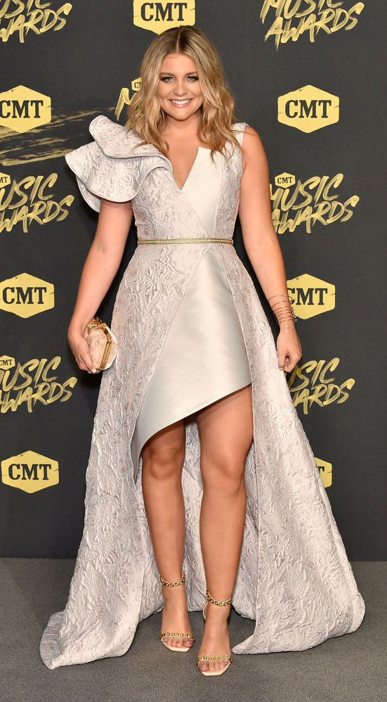 Lauren Alaina at CMT Awards